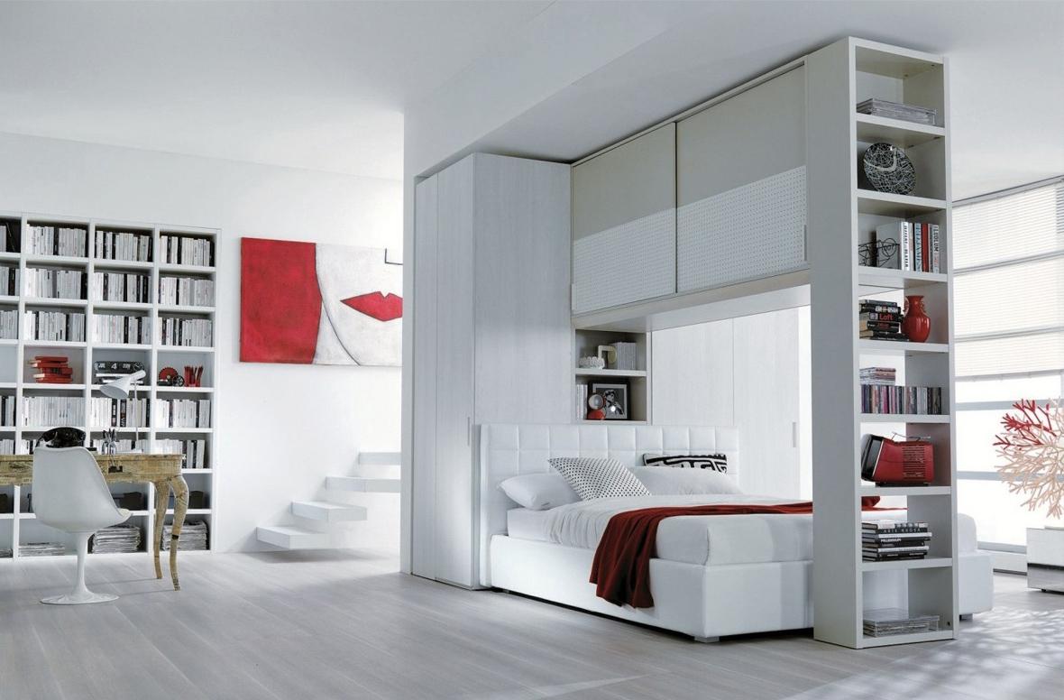 Progetti Camere Da Letto Con Cabina Armadio : Camere da letto brescia u camerette per bambini