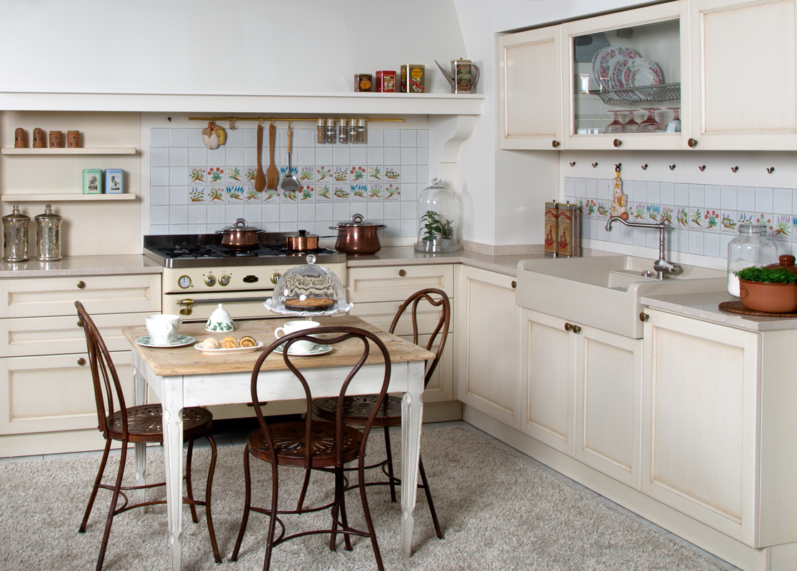 Cucine in muratura brescia u cucine classiche