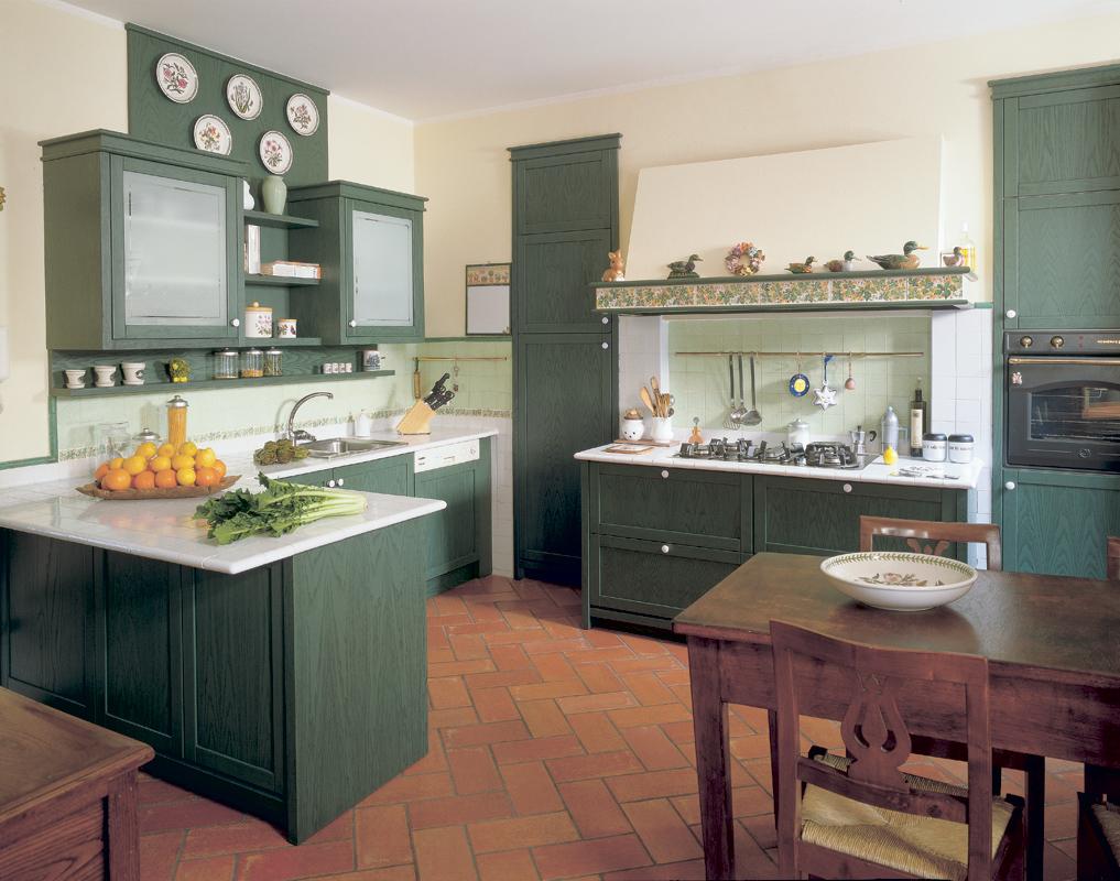 Cucine in muratura Brescia – Cucine classiche