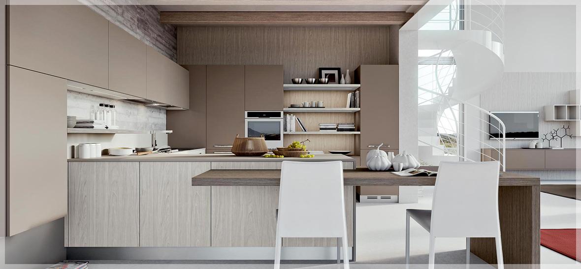 Cucine moderne Brescia – Cucine con isola
