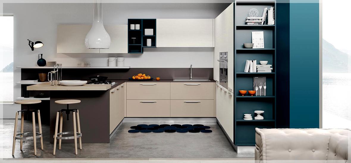 Cucine moderne brescia cucine con isola - Centro veneto del mobile cernusco ...