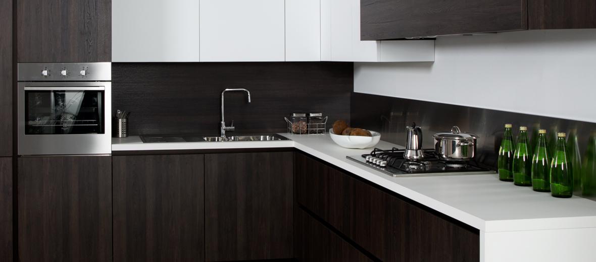 Cucina moderna piccola fabulous praticit linee minimal forme pulite design raffinato e - Design cucine moderne ...